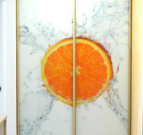 Фото гардеробаная двери с фотопечатью